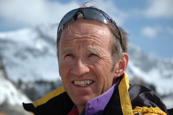 Hermann koch charity radler skilehrer aus obertauern und for Koch hermann